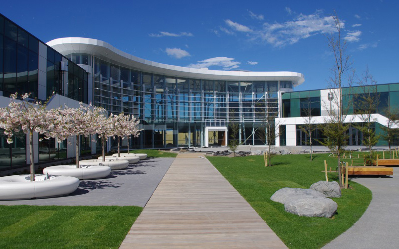 Christchurch Head Office Image